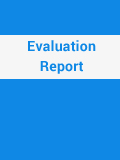 Evaluation Report (Cover)