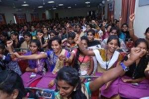 Youth Convention on Freedom for Girls (1)